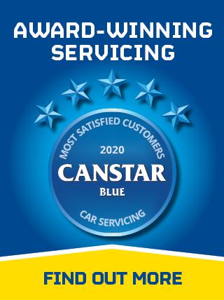 Canstar Blue Award For Car Servicing
