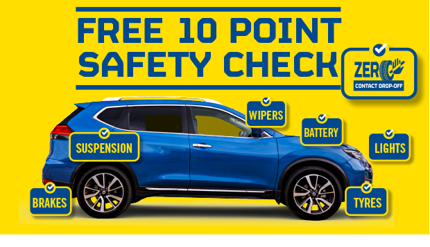 10 point safety check