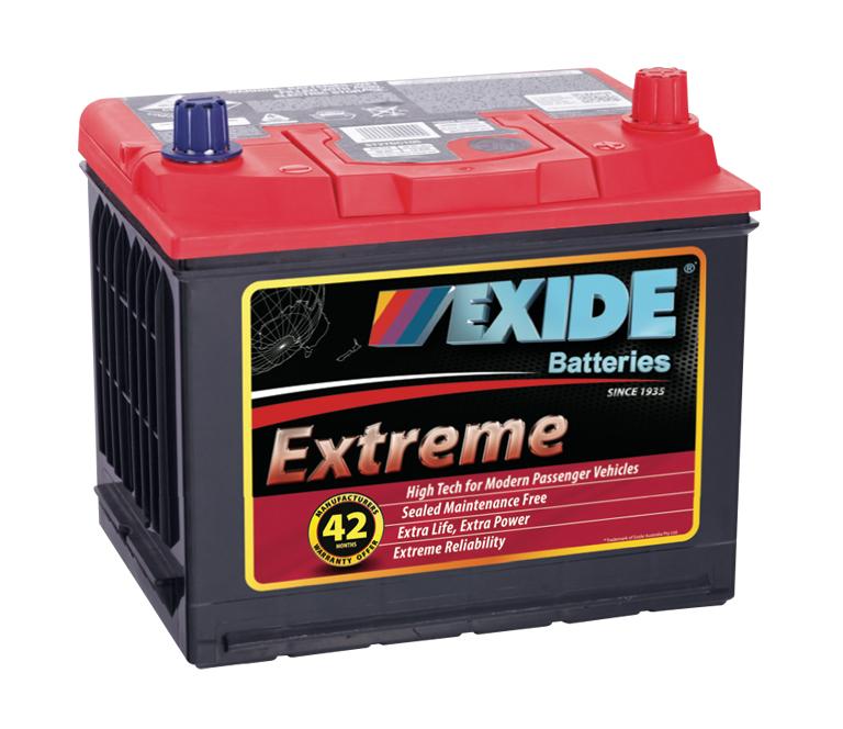 Car battery 3